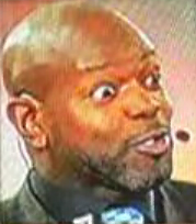 Emmitt Smith and his grammatical errors.