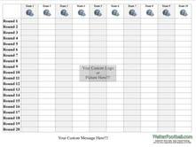 nfl footbal online baseball sheet set full